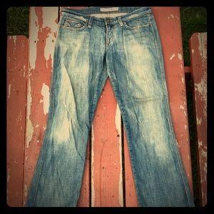 Joe's jeans, boot cut
